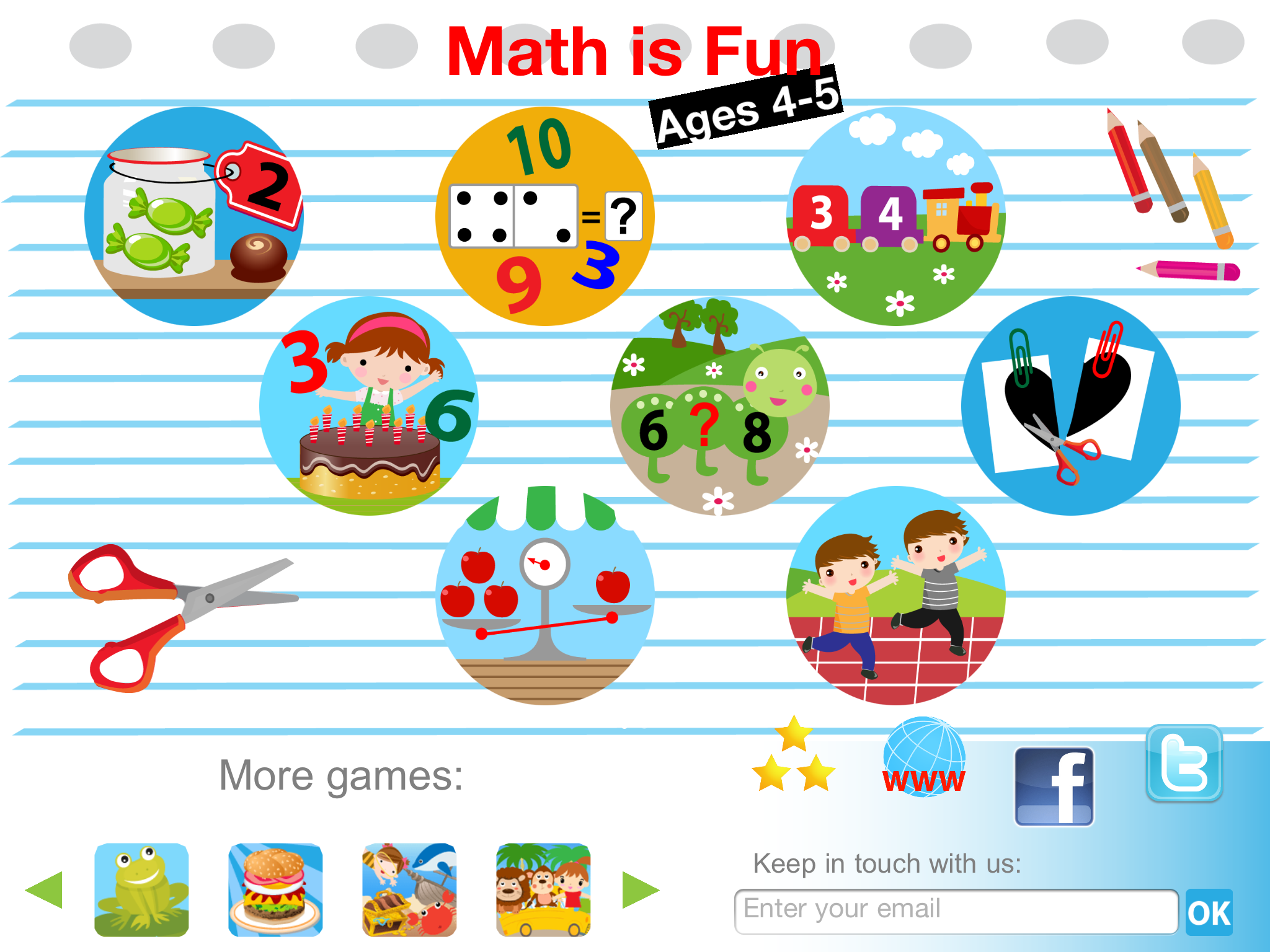 Review of Math is Fun 4/5 - Technology In Early Childhood