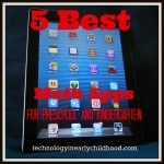 5 Best Math Apps for PreK&K Thumbnail