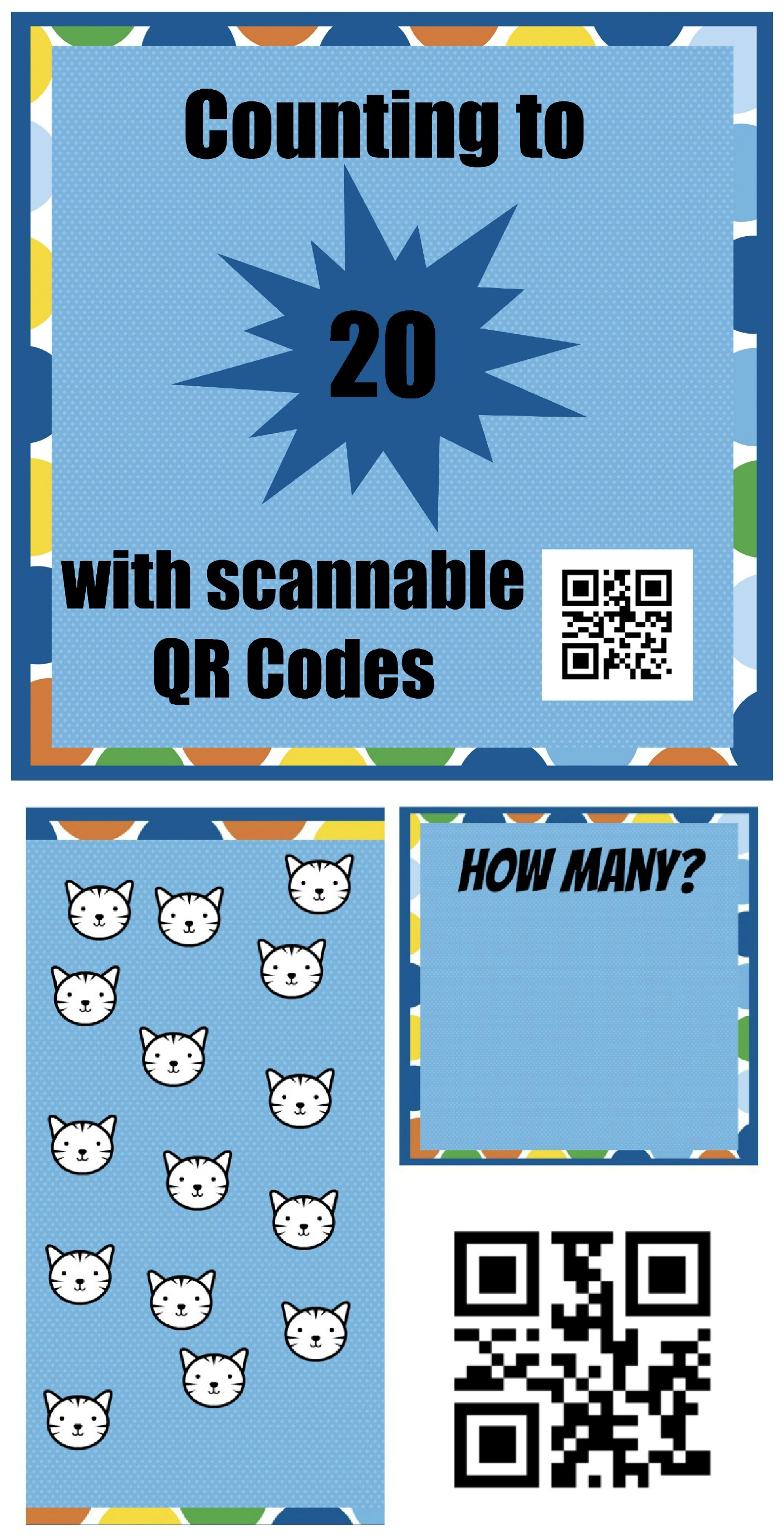 QR Codes for Counting - Technology In Early Childhood