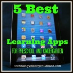 5 Best Learning Apps for PreK-K Thumbnail