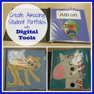 Create amazing student portfolios with digital tools.