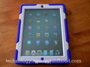 Griffin Survivor iPad Case