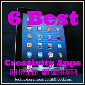 6 Best Creativity Apps for Preschool and Kindergarten Thumbnail