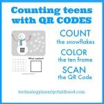 QR Code Counting Teens Thumbnail