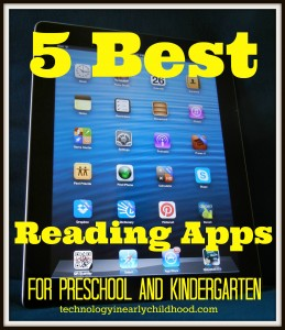 Five Best Reading Apps